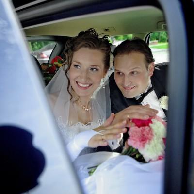 Zdjęcia ślubne – reportaż